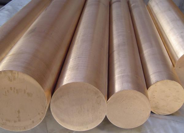 C17200 Beryllium Copper Bar Supplier National Bronze Mfg
