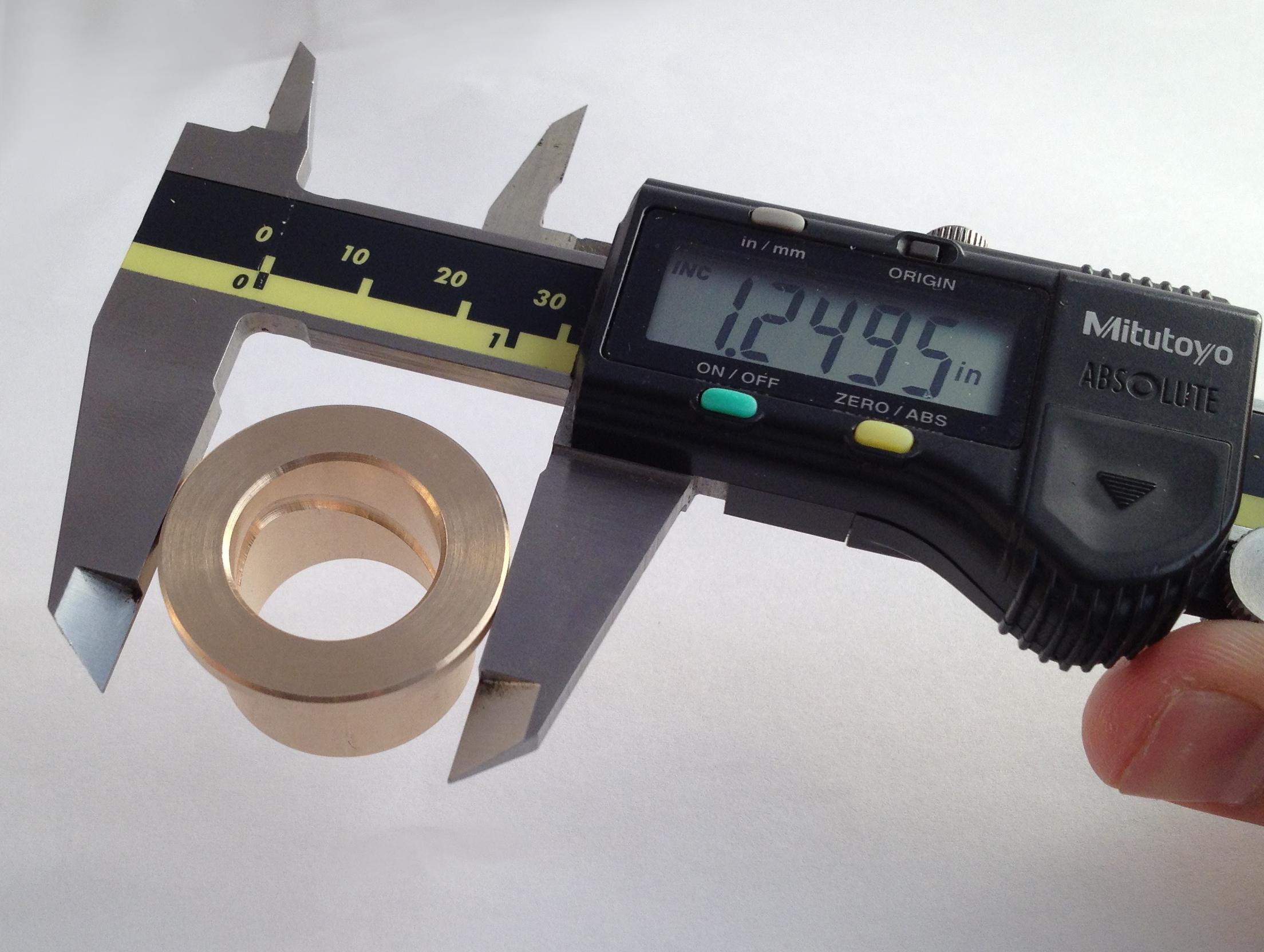 How to measure the diameter 6