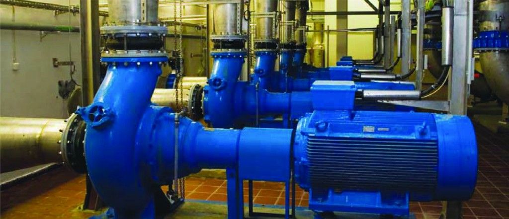 Industrial Suction Systems : Bronze components for the pump and valve industries