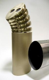 Aluminum Bronze Mandrel