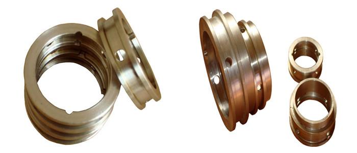 Bronze Lantern Rings