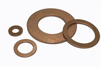 bronze thrust washers