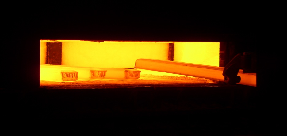 copper alloy heat treated