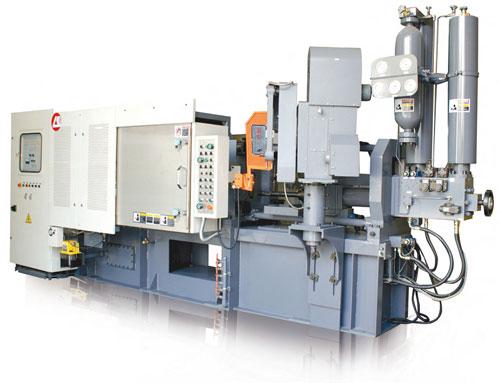 lktech-dcc-die-casting-machine