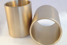 plain cast bronze bearings
