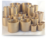 plain cast bronze sleeve bushings