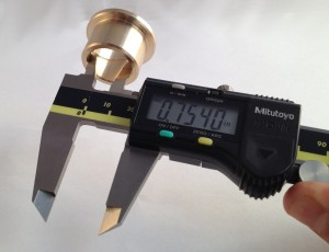 Inner Diameter Bronze Flange Bushing