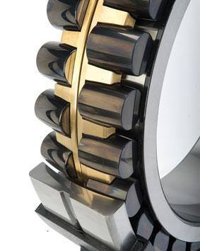 Bronze Turbine Bearing