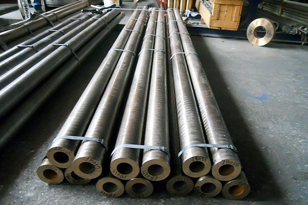 Continuous Cast Bronze Tubes