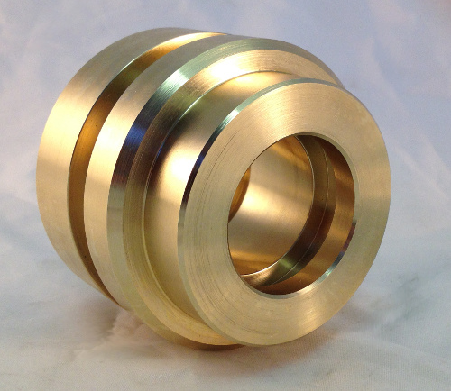 Aluminum Bronze O-Ring Gland