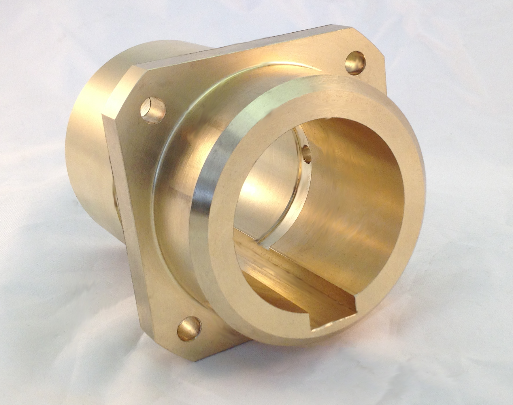 Aluminum Bronze Guide Bushing
