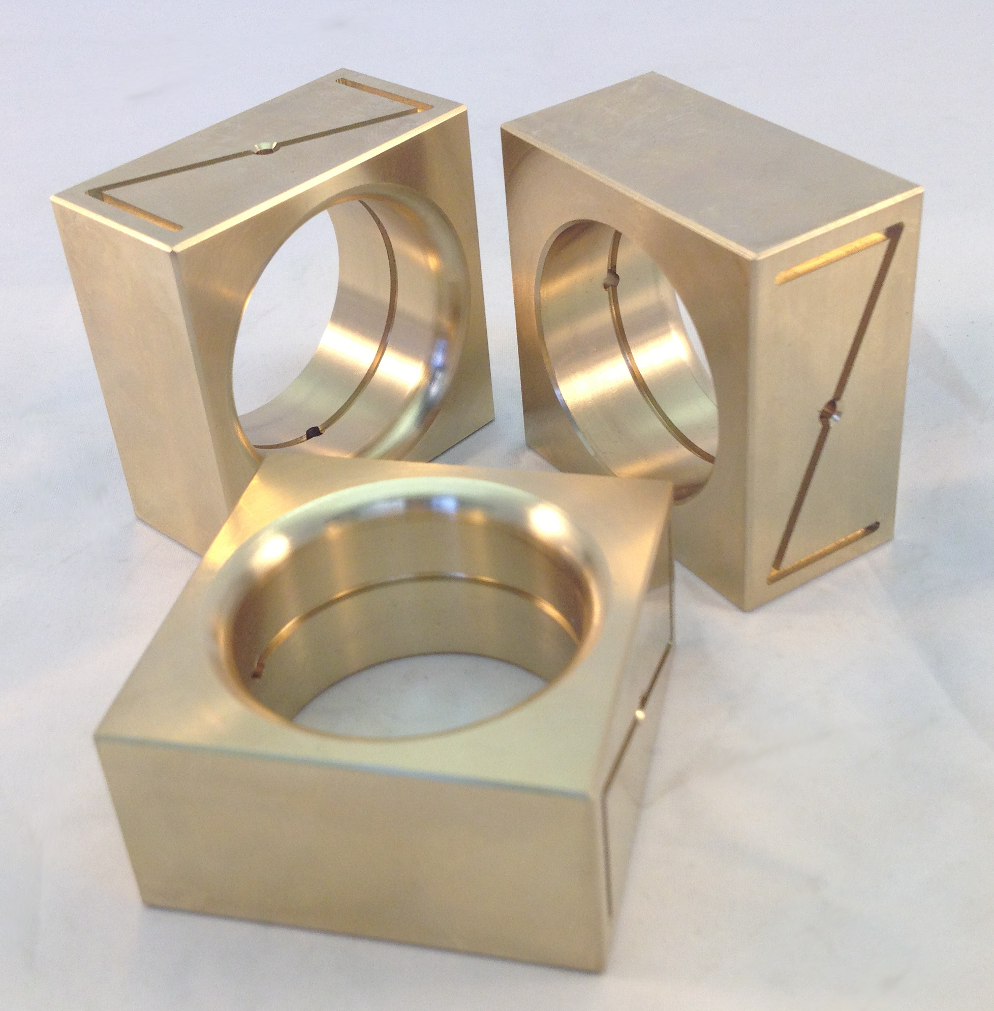 Aluminum Bronze Wear Bushing