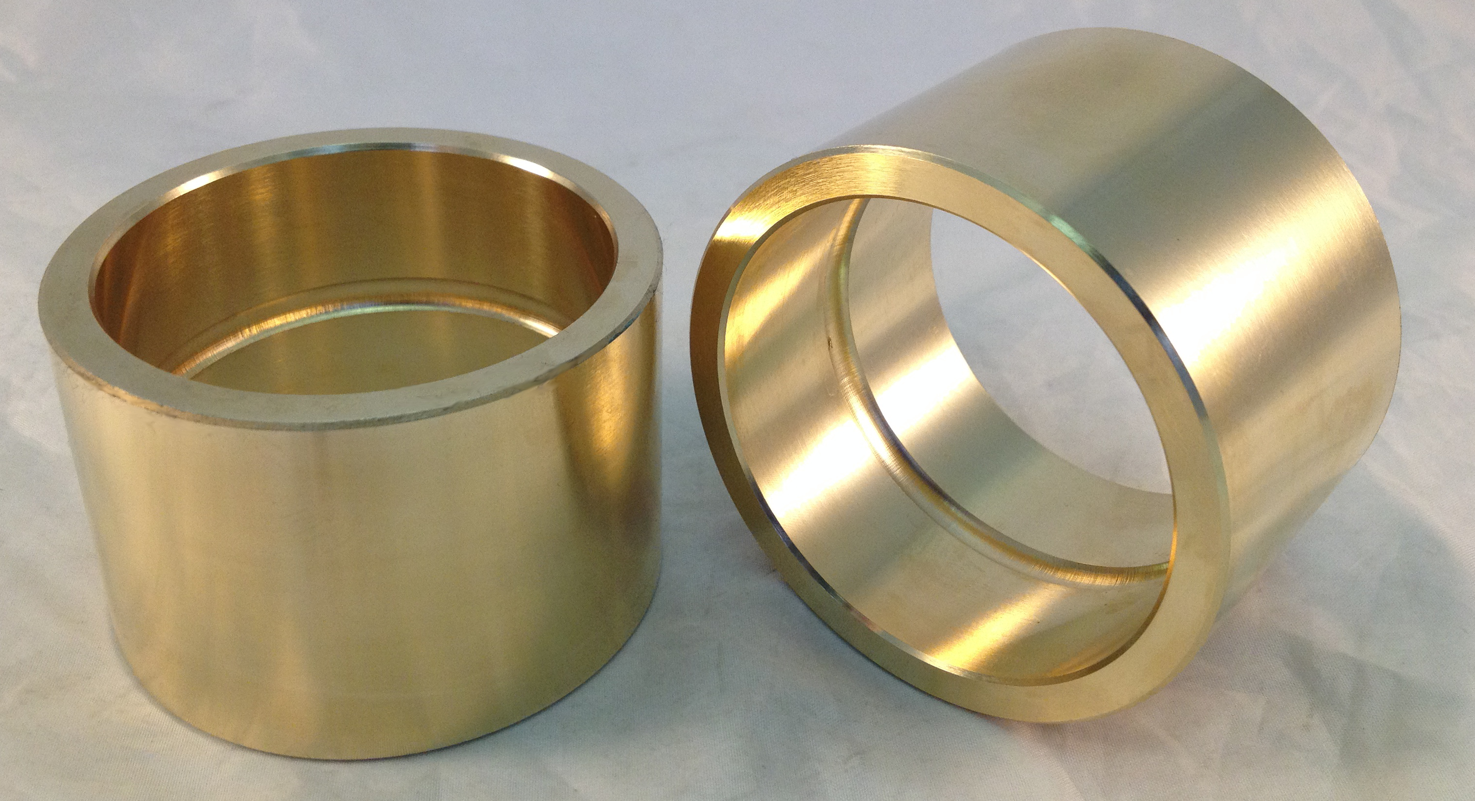 Aluminum Bronze Toggle Bushings