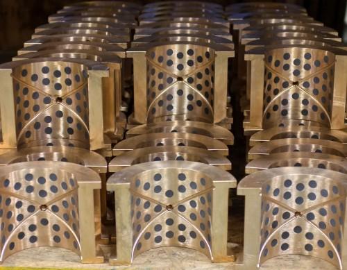Split Bronze Bushings