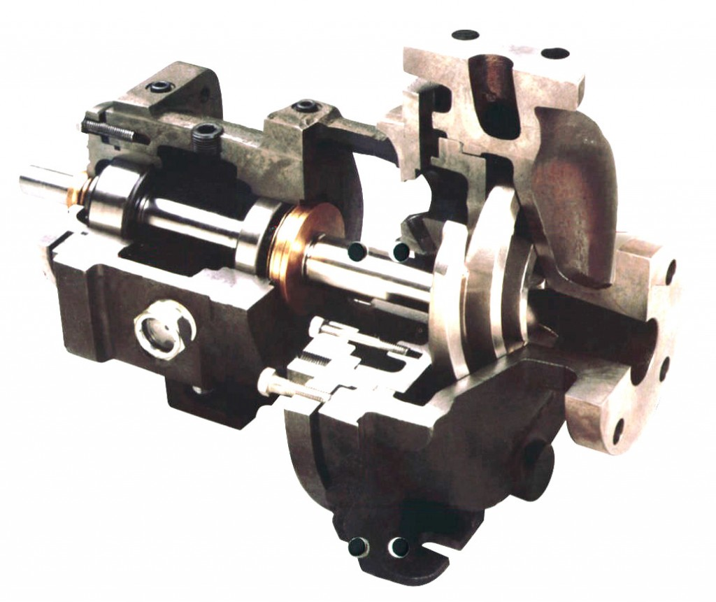 Bronze Pump Parts