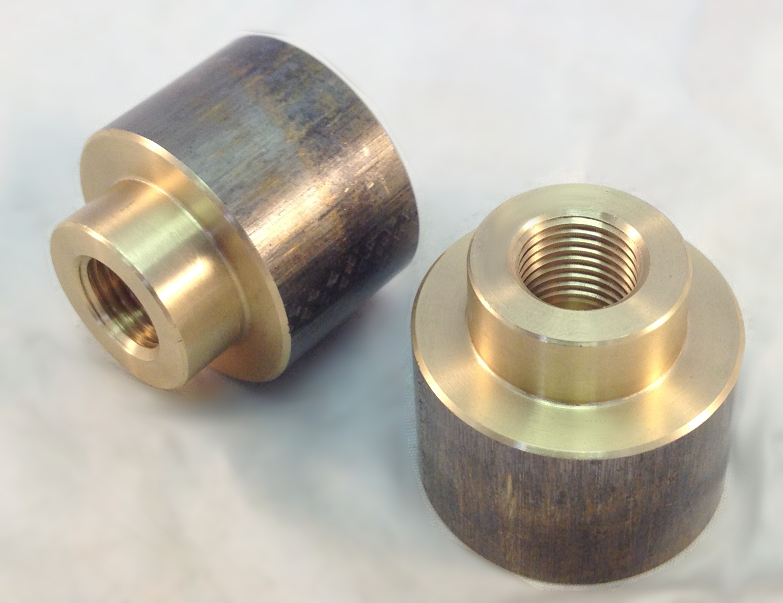 Semi Machined Bronze Die Blank