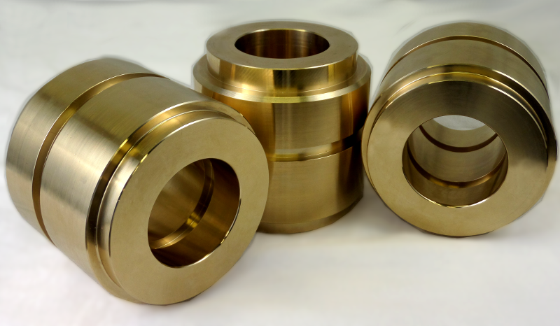 C95400 Aluminum Bronze O-Ring Glands