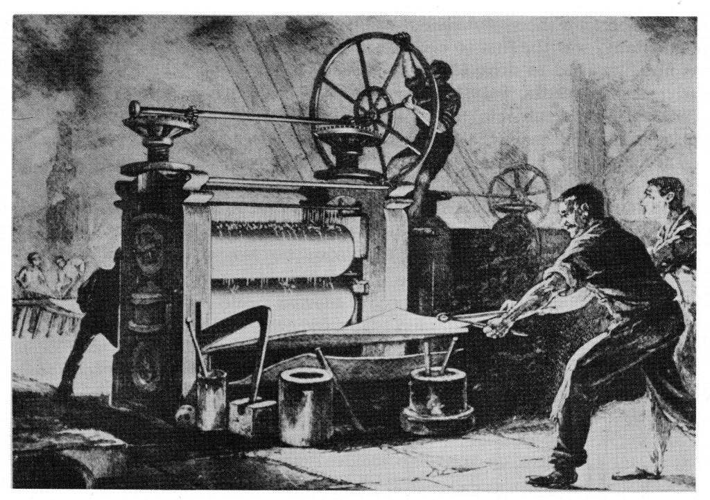 Rolling Mill Bronze Liner