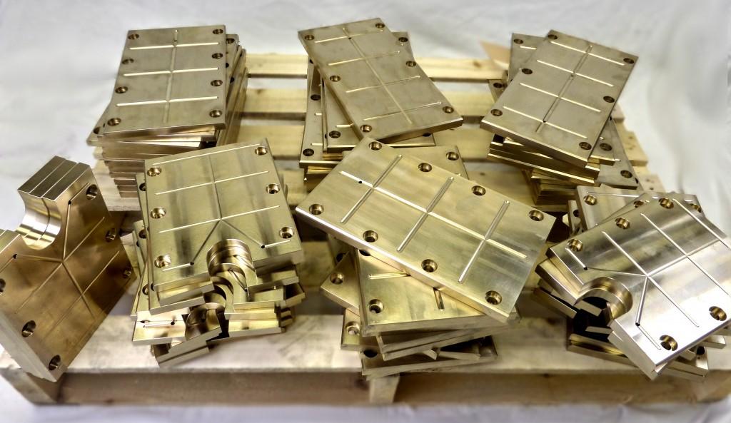 Bronze Wear Plates