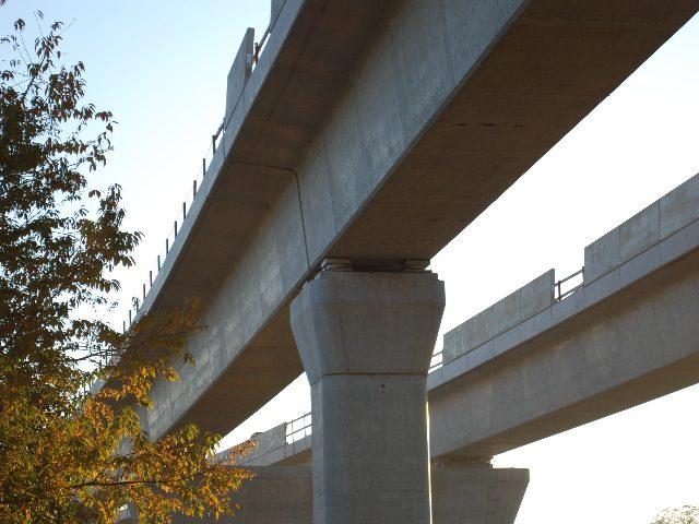 Bronze Bridge Bearing