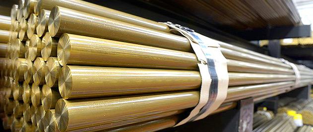 C67300 Manganese Bronze Rod