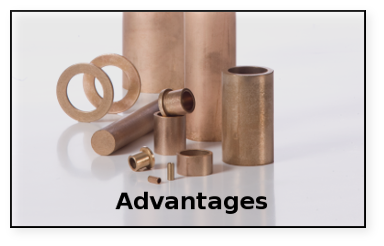 advantages of powdered metallurgy