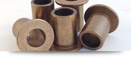oil impregnated bronze bearings
